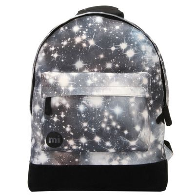 Children's Mi Pac Backpack - Black Galaxy, Children's Backpacks, Boy's Backpacks, Kids Backpacks