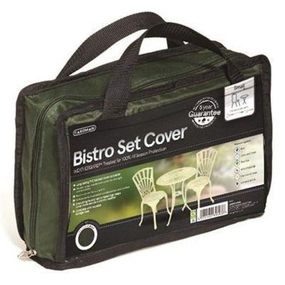 Gardman Round Bistro Set Cover- Green