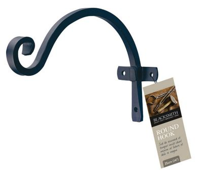 Gardman Blacksmith Round Hook - 21cm (8)