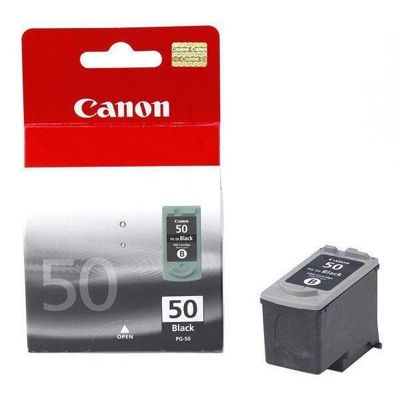 Canon PG-50 FINE High Yield Ink Cartridge for PIXMA iP2200/MP450/MP170/MP150 - Black
