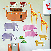 Noah's Ark Children's Wall Stickers