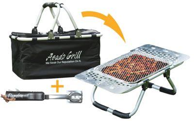 Asado Grill Hamper BBQ Kit