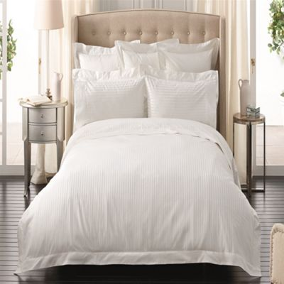 Sheridan Millennia Snow Tailored Duvet Cover - Single