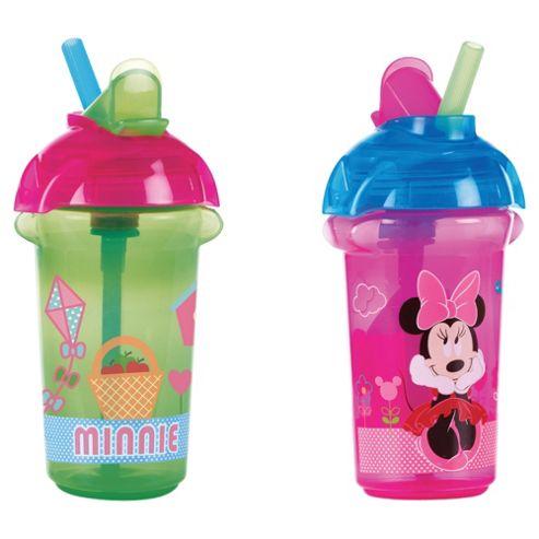 Minnie Flip Straw Click Lock Cup