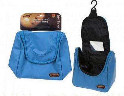Summit Waterproof Wash Bag Blue
