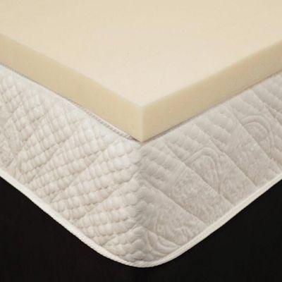 Ultimum memory foam mattress topper 2500 - small single 2ft6