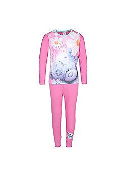 Me To You Tatty Teddy Kids Girls Pyjamas - Pink