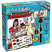 Selfie Photo Booth With Bluetooth Trigger Stick