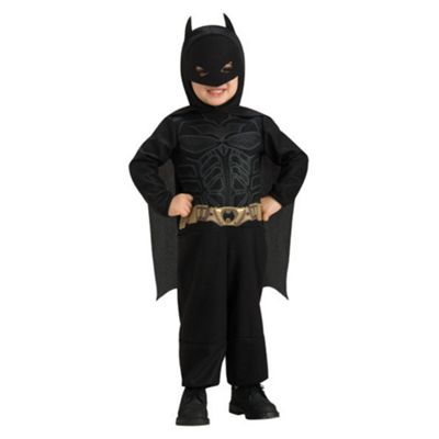 Rubies UK Classic Batman Dark Knight Rises -Toddler