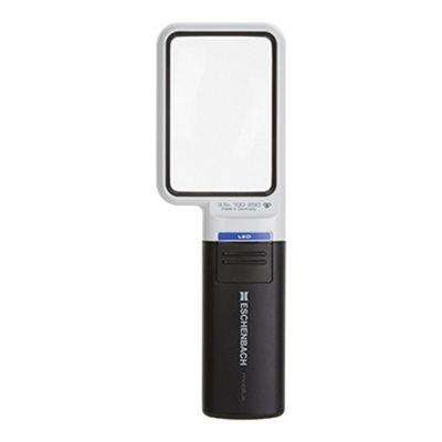 Mobilux Illuminated Handheld Magnifier 3.5x - 6,100k
