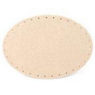 Wooden Base 10V 250 x 175 mm oval