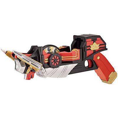 Power Rangers Super Samurai Bullzooka
