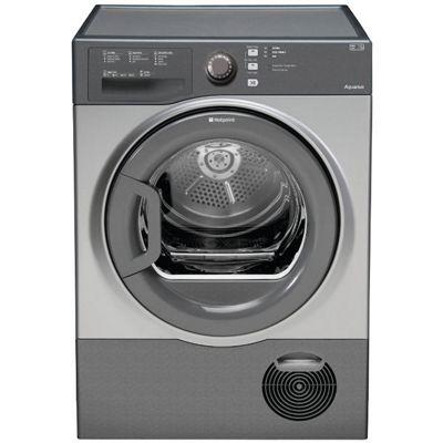 Hotpoint TCFS83BGG AQUARIUS 8kg Load Condenser Tumble Dryer Class B Graphite