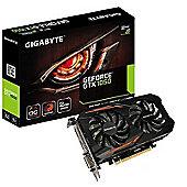 Gigabyte Nvidia GeForce GTX 1050 OC 2GB Video Card