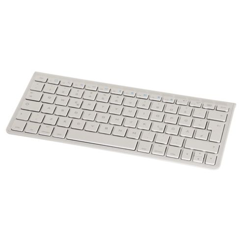 Hama Bluetooth Keyboard for Apple iPad - White