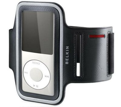 Belkin Components Sport Armband for iPod nano (4th Generation)