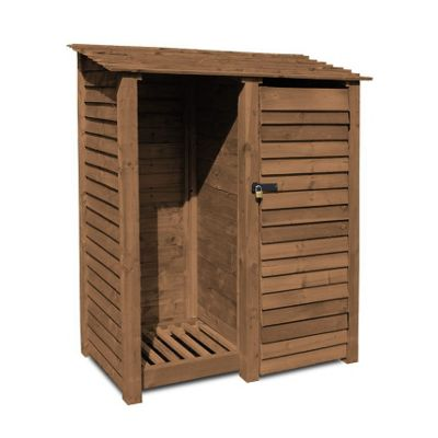 Cottesmore wooden tool store