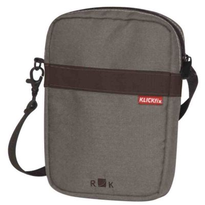 Rixen & Kaul BaBs Basket Bag: Grey.
