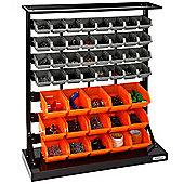 VonHaus 47 Bin Storage Rack