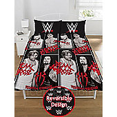 WWE Stars Double Duvet Cover and Pillowcase Set