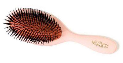 Mason Pearson B3 Pure Bristle Handy Hair Brush - Pink