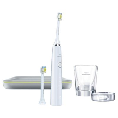 Philips Sonicare DiamondClean Rechargeable Sonic Toothbrush HX9331/04
