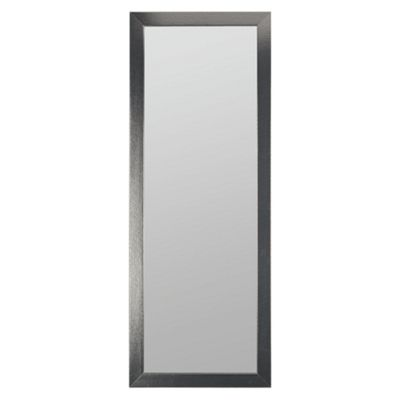 BASIC MIRROR- METALLIC SILVER 37x90cm