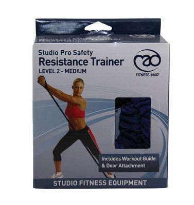 Fitness Mad Safety Resistance Trainer Medium