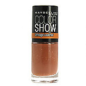 Maybelline Color Show Nail Lacquer / Polish 7ml - 211 Tanned & Ready