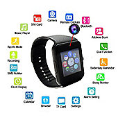 Bluetooth Touchscreen Smart Watch│Camera│Phone Anti Theft│Calling│Pedometer│Sleep Monitor│Face book-WhatsApp