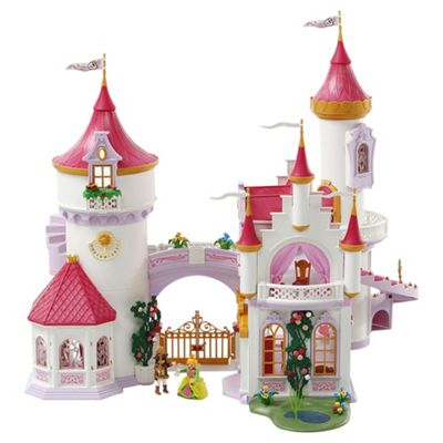 Buy playmobil 5142 princess fantasy castle from our toys for Playmobil princesse 5142