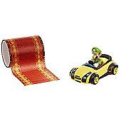 World of Nintendo Tape Racer - Luigi & Carpet Tape