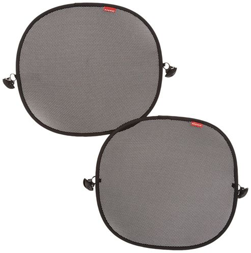 Diono Sun Stoppers 2 Pack Baby Sun Shade