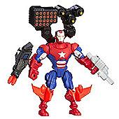 Marvel Super Hero Mashers - Iron Patriot Figure