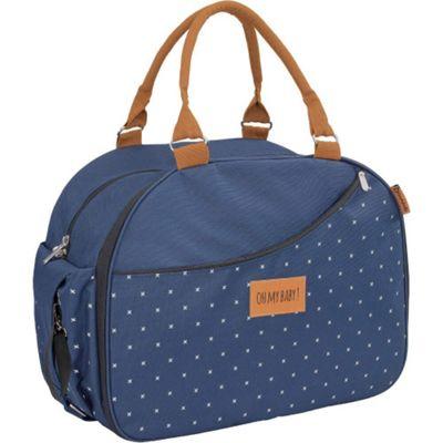 Badabulle Weekend Changing Bag (Dark Blue)