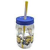 Minions Cup & Straw