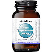 Viridian MultiPhytoNutrient Veg Caps 30