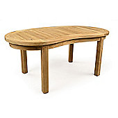 BrackenStyle Windsor Teak Coffee Table - Brown