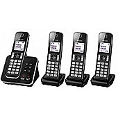 Panasonic KX-TGD324E DECT Caller ID Black