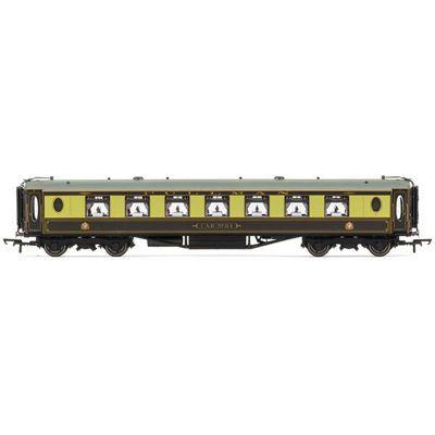 HORNBY Coach R4739 Pullman Third Class Parlour Car 'Car No.34'