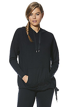 F&F Active Soft Touch Hoodie - Black