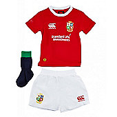 British & Irish Lions Rugby Infant Mini Kit - Red