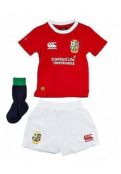 British & Irish Lions Rugby Infant Mini Kit - Red