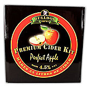Bulldog 'Perfect Apple' (ABV 4.5%) 40 Pint Apple Cider Kit