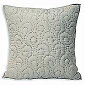Riva Home Nimes Grey Cushion Cover - 55x55cm