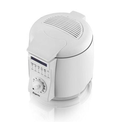 Elgento E17002 - Deep Fryer - White