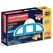Magformers My First Buggy Car Set Blue