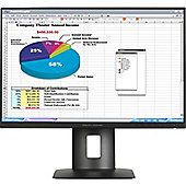 "HP Business Z24n 61 cm (24"") LED Monitor - 16:10 - 8 ms"