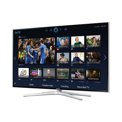 Samsung UE40H6400 40 inch 3D LED Smart TV BlK 400Hz HD Freeview HDMI WiFi