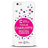 Race for Life Personalised iPhone 6 case
